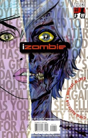 iZOMBIE Cover