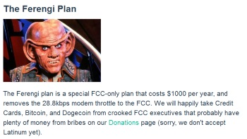 FCC Ferengi Plan