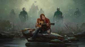 Last of Us Art