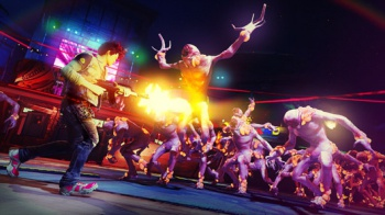 Sunset Overdrive guns