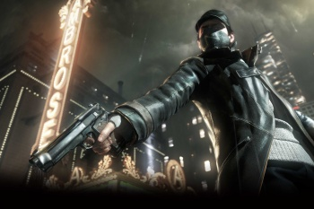 Watch Dogs Gun Down