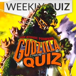 Godzilla Quiz 3x3