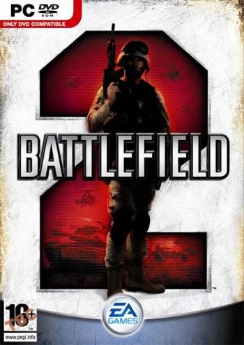 battlefield 2 box art