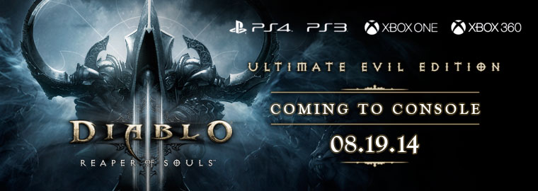 reaper of souls on consoles 2