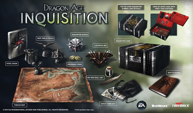 dai collectors edition