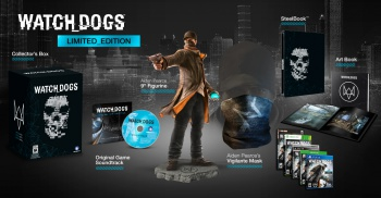 Watch Dogs Limited