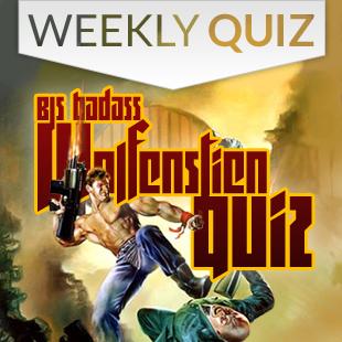 Wolfenstein Quiz 3x3