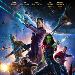 Guardians of the Galaxy Payoff Poster
