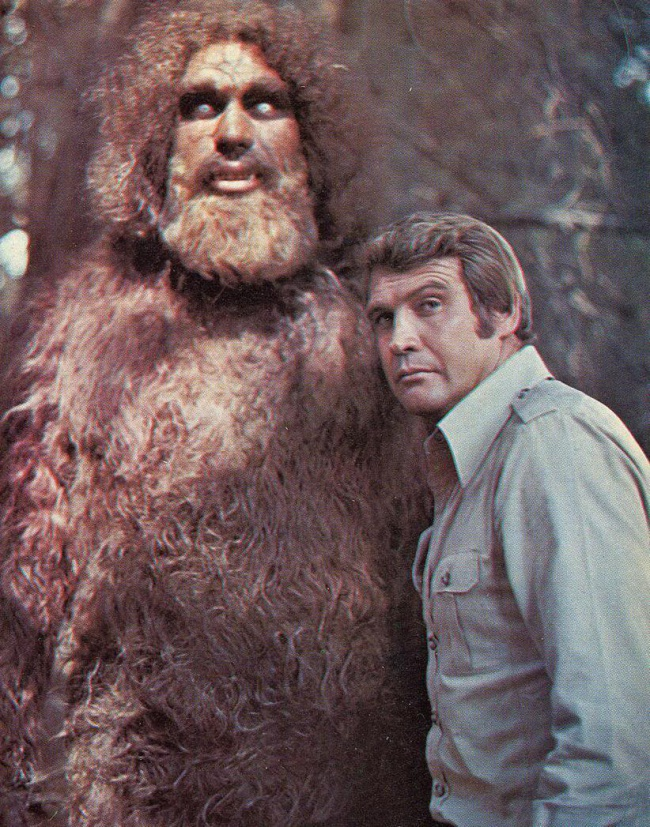 The Six Million Dollar Man - Bigfoot