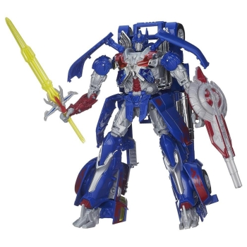 Optimus Prime age of extinction toy 350