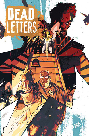 boom dead letters cover