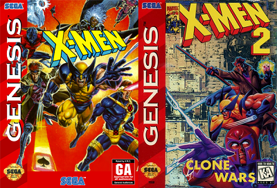 xmen covers