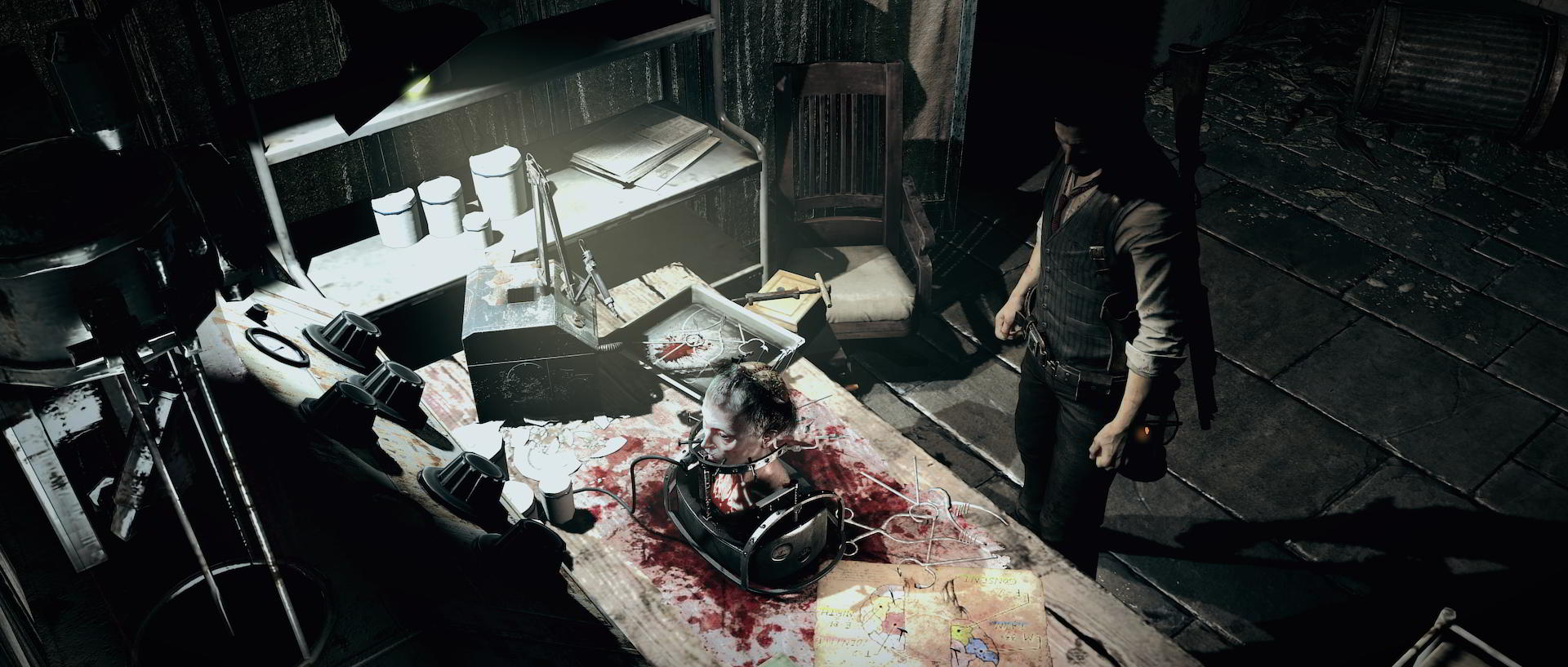 The Evil Within e3 2014