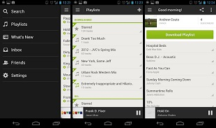 Spotify Android 310x