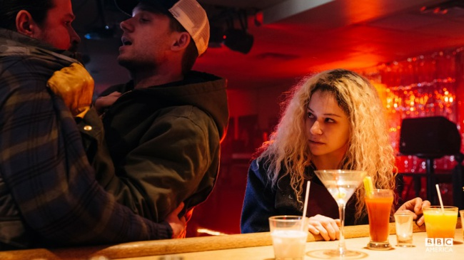 ob s2 ep6 helena at the bar