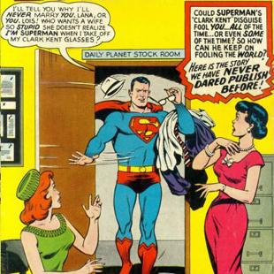 Superman is a Jerk