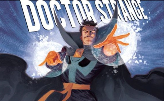 Doctor Strange Season One cover art