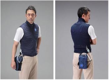 jaxa cooling vest
