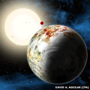 Kepler-10c Mega-Earth