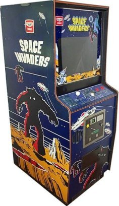 Coin Op Space invaders