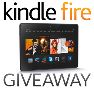 KIndle Fire Giveaway 3x3