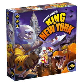 King of New York box art