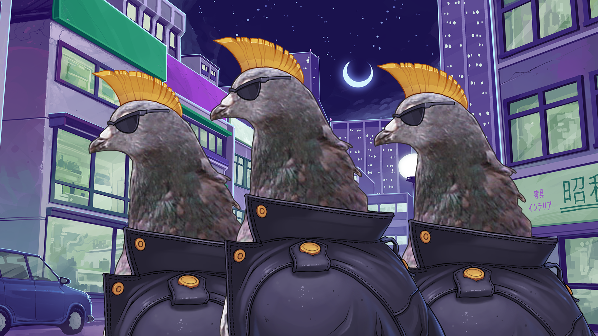 Hatoful Boyfriend 02