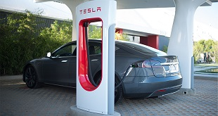 Tesla Supercharger 310x