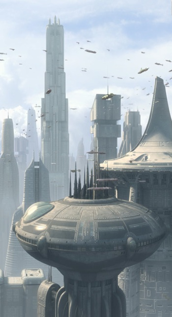 Star Wars: Coruscant