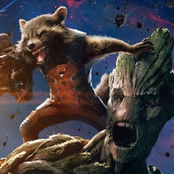 Guardians of the Galaxy Groot Raccoon