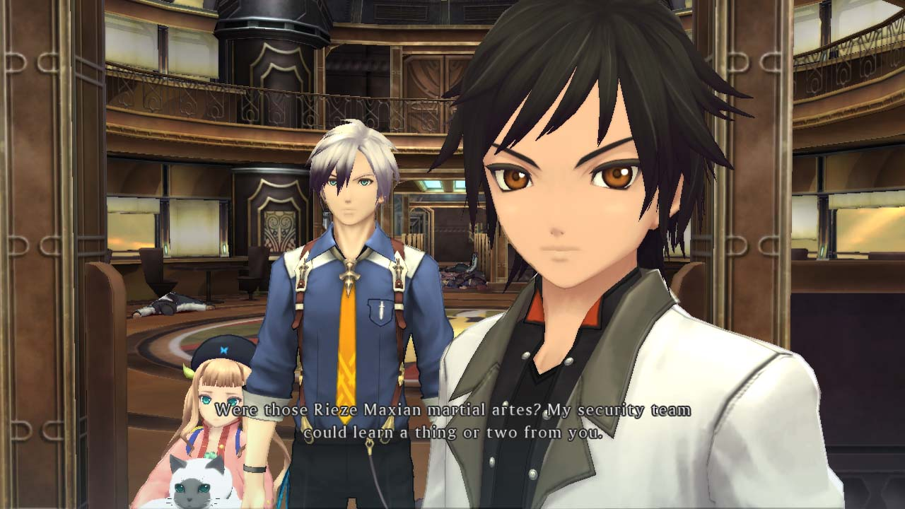 Tales of Xillia 2 screens 4