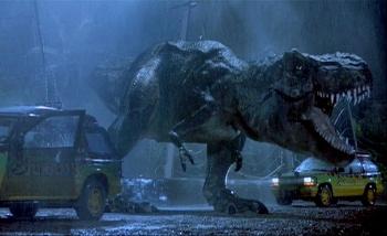 Jurrasic Park T-Rex