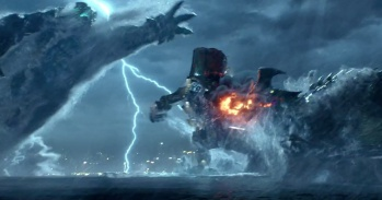 Pacific Rim fight
