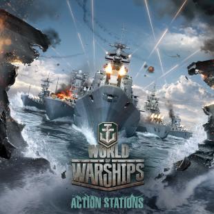world of warships art