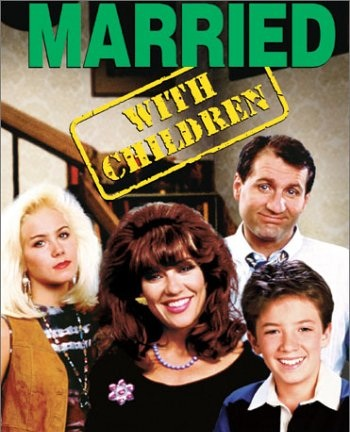 Married with Children DVD box