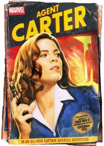 Agent Carter Marvel One Shot promo