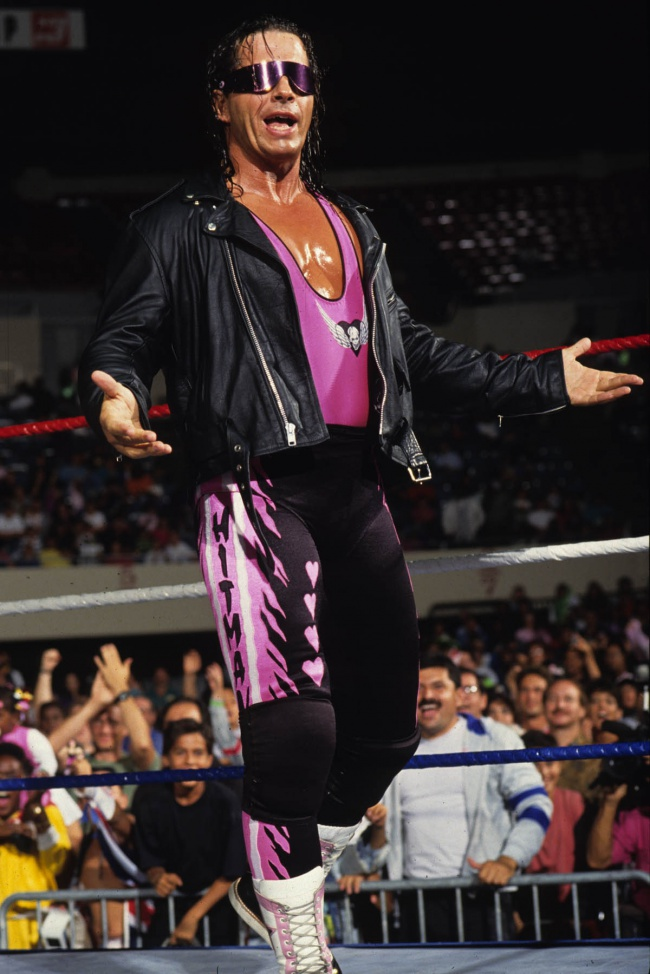 Bret 'The Hitman' Hart