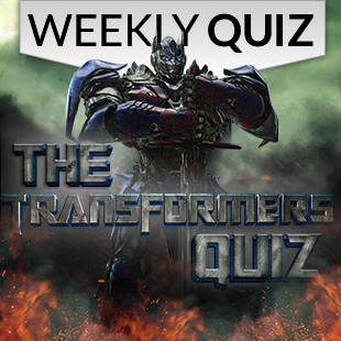 Transformers Quiz 3x3