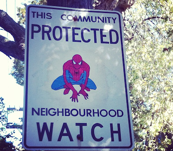 Spider-Man Neighborhood Watch
