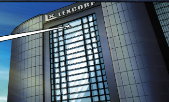 LexCorp Comic