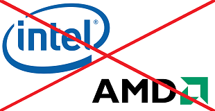 Reject Intel AMD 310x