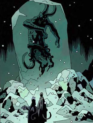 hellboy in hell three