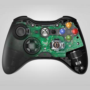 Carbon Design Xbox 360 Controller 310x