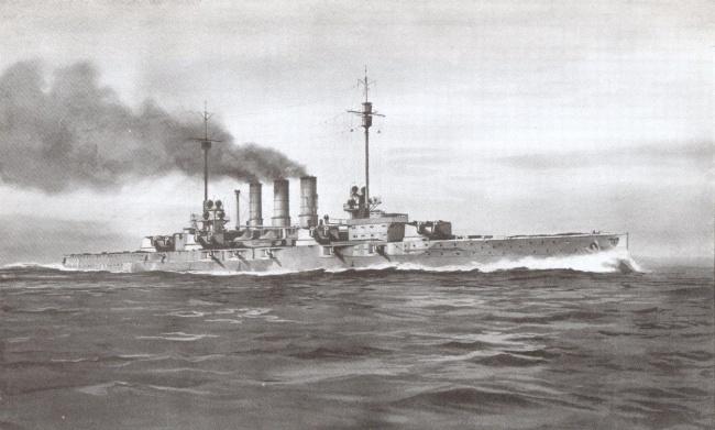 Wilhelmshaven Mutiny