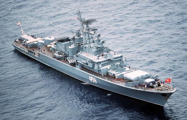 The Storozhevoy Mutiny