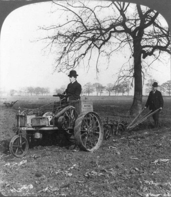 Automobile Plow