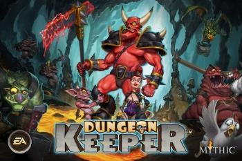 Dungeon Keeper announcement art