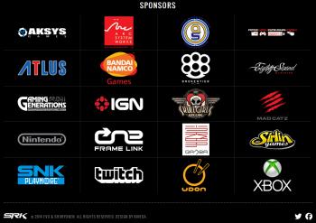 evo 2014 sponsors