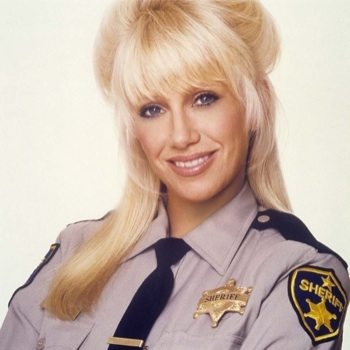 shes the sheriff