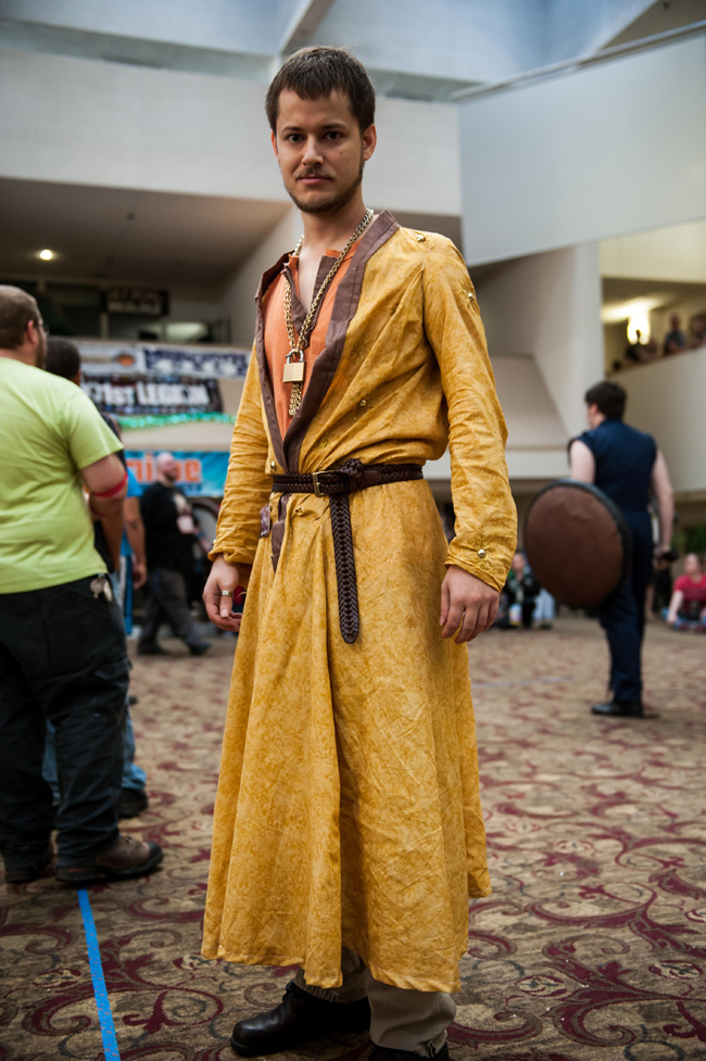 Oberyn Martell Cosplay The Power of Darth Sha...